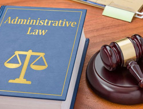 ADMINISTRATIVE LAW; CANCELLATION AND COMPENSATION JUDICIARY